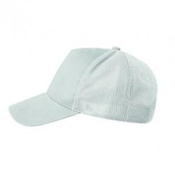 mesh - berretto 5 pannelli