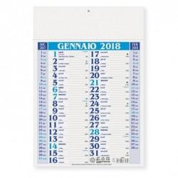 calendario olandese medio