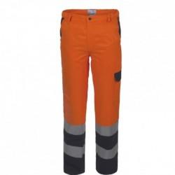 pantalone bicolore lucentex