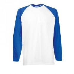 t-shirt baseball manica lunga